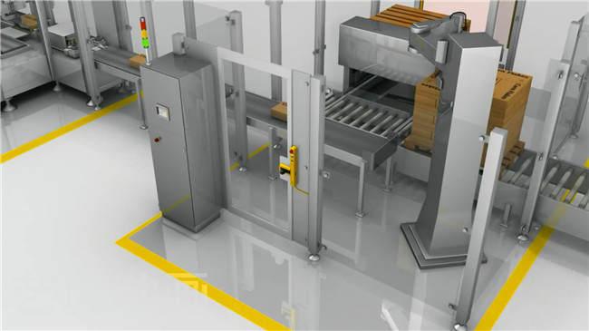 机械产品三维动画
