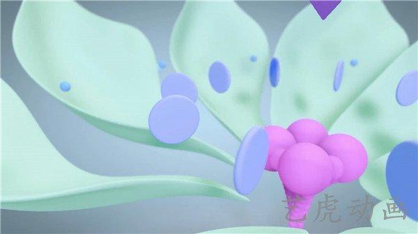现代医疗模型动画动画制作 (1)