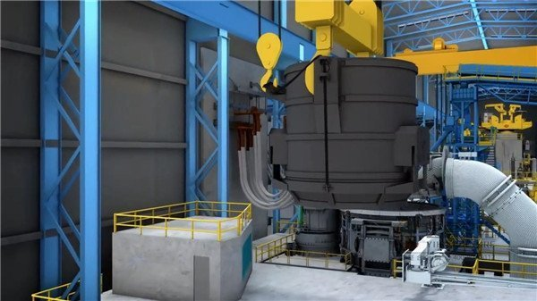 三维机械工艺流程设备演示动画-炼钢机器[00_01_14][20210220-142739]