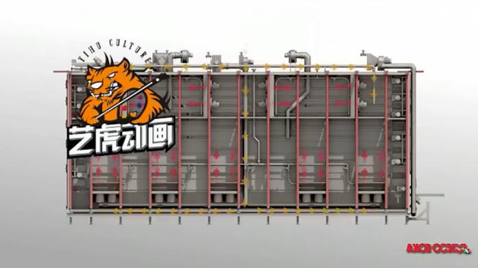 机械产品原理3d动画制作