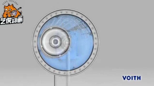 机械产品动画